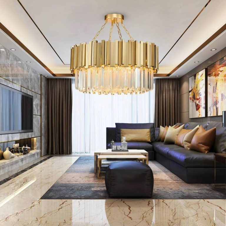 Потолочные светильник для гостиной комнаты
